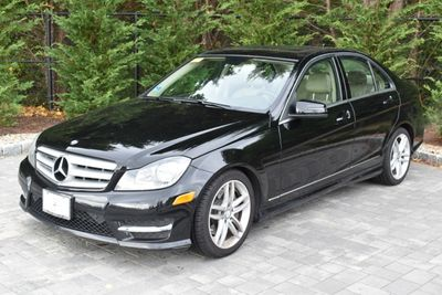2013 Mercedes-Benz C-Class 4dr Sedan C 300 Sport 4MATIC - Click to see full-size photo viewer