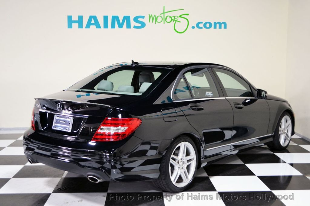 2013 used mercedes benz c class 4dr sedan c350 sport rwd for 2013 mercedes benz c350 coupe