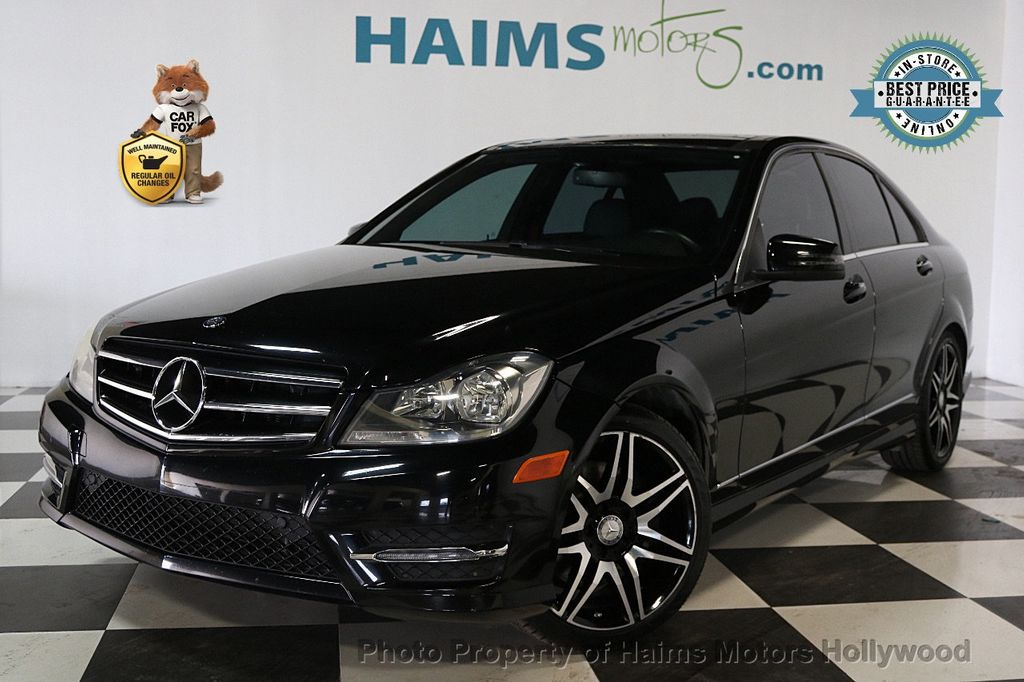 2013 Mercedes-Benz C-Class 4dr Sedan C 350 Sport RWD - 17461407 - 0