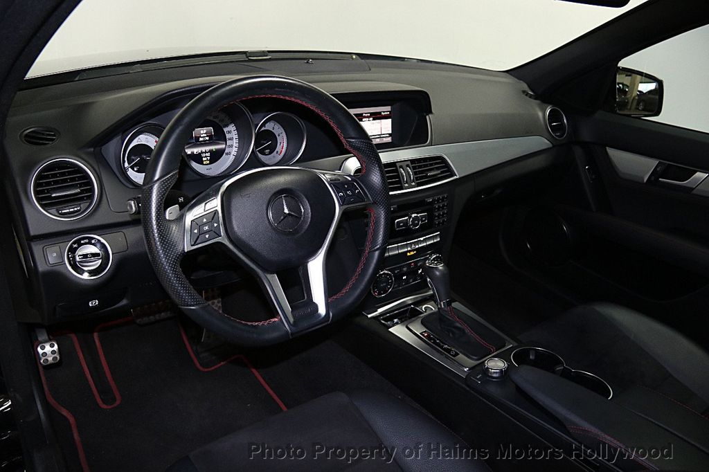 2013 Mercedes-Benz C-Class 4dr Sedan C 350 Sport RWD - 17461407 - 17