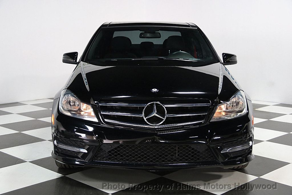 2013 Mercedes-Benz C-Class 4dr Sedan C 350 Sport RWD - 17461407 - 2