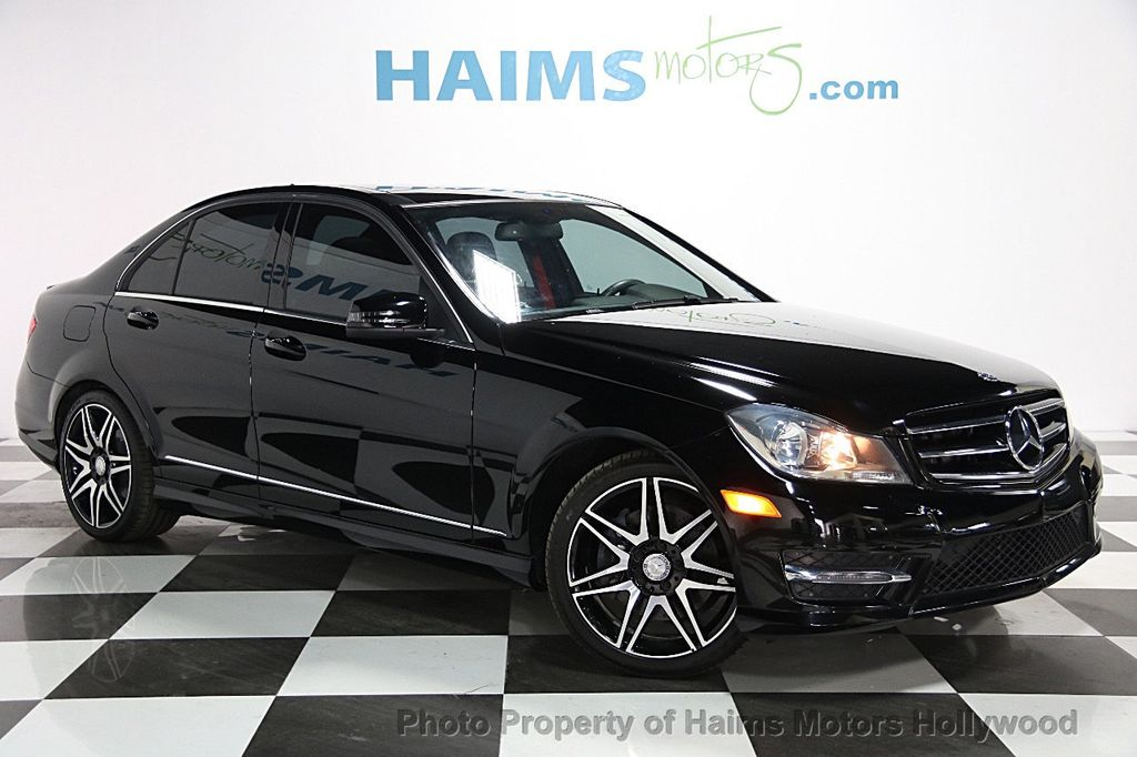 2013 Mercedes-Benz C-Class 4dr Sedan C 350 Sport RWD - 17461407 - 3