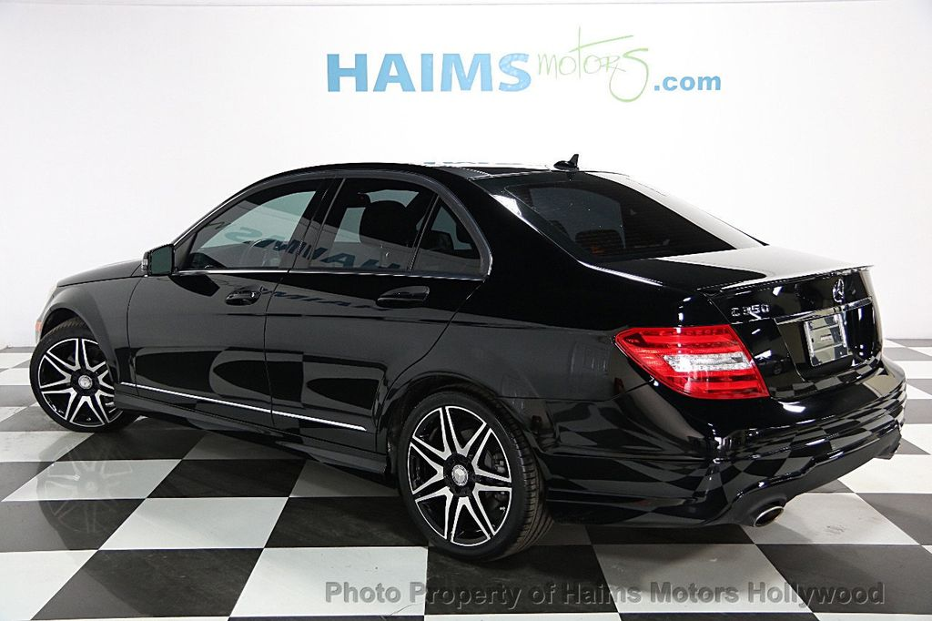 2013 Mercedes-Benz C-Class 4dr Sedan C 350 Sport RWD - 17461407 - 4