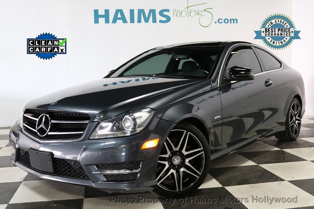 2013 Mercedes-Benz C-Class C 250 2dr Coupe C250 RWD - 18477767 - 0
