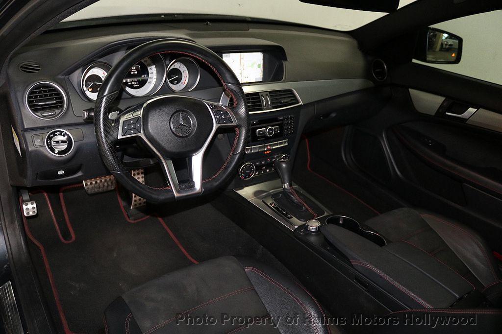 2013 Mercedes-Benz C-Class C 250 2dr Coupe C250 RWD - 18477767 - 16