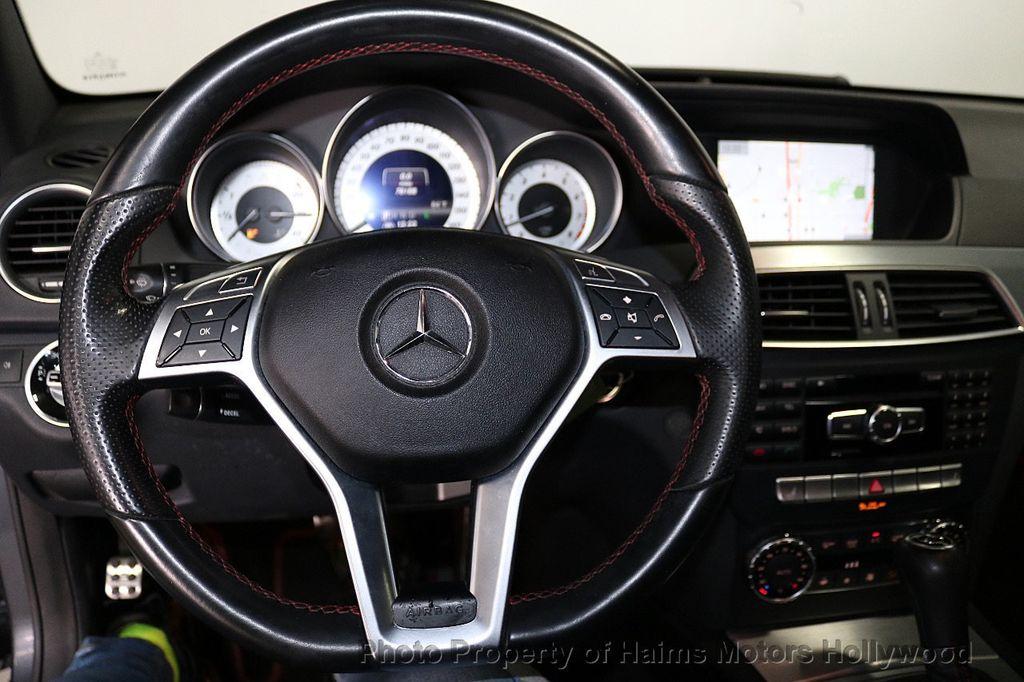 2013 Mercedes-Benz C-Class C 250 2dr Coupe C250 RWD - 18477767 - 24