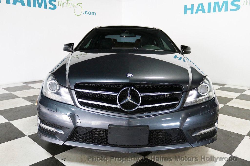 2013 Mercedes-Benz C-Class C 250 2dr Coupe C250 RWD - 18477767 - 2