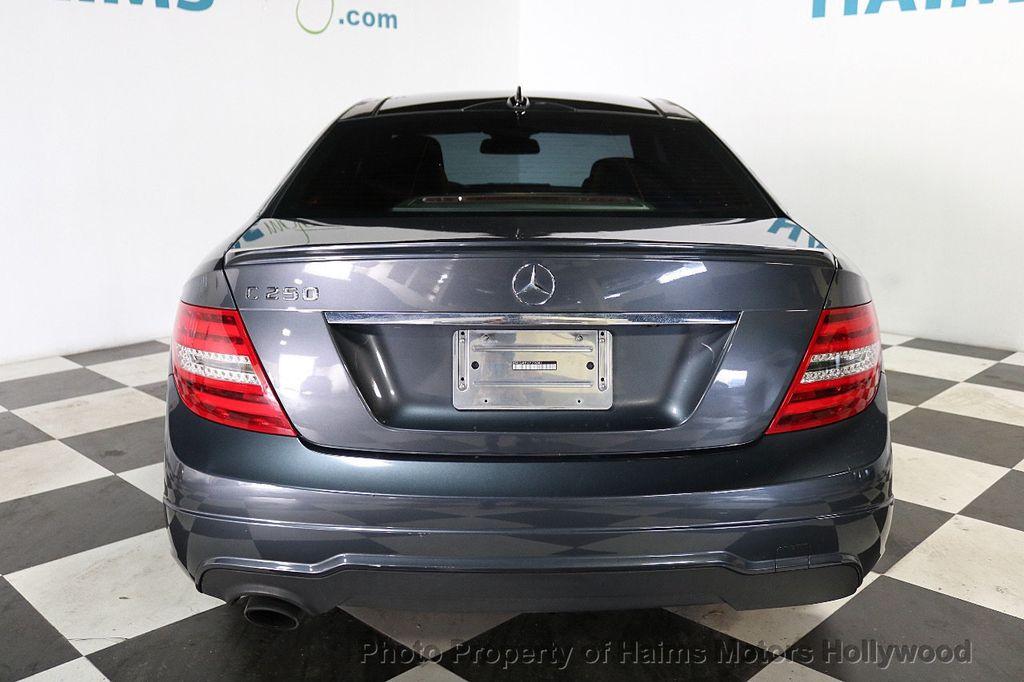 2013 Mercedes-Benz C-Class C 250 2dr Coupe C250 RWD - 18477767 - 5