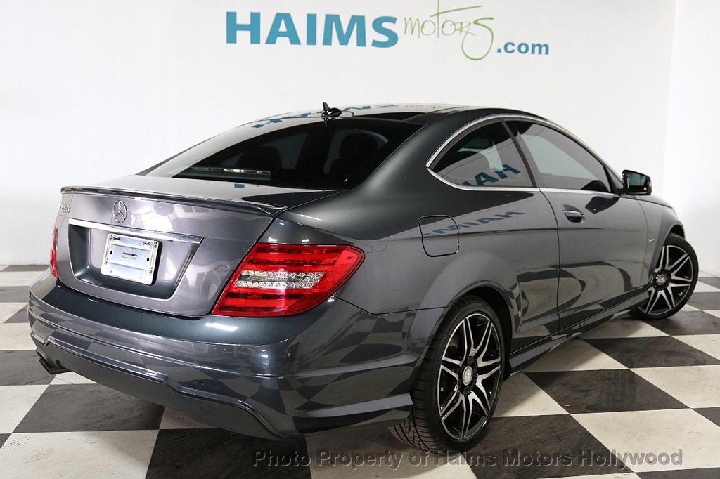 2013 Mercedes-Benz C-Class C 250 2dr Coupe C250 RWD - 18477767 - 6