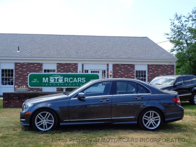 Used Mercedes Benz C Class At Motorcars Incorporated Serving