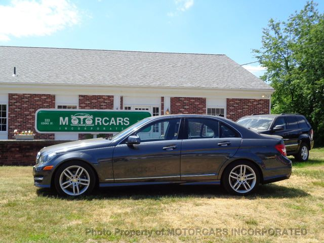 2013 Mercedes-Benz C-Class C 250 4dr Sedan C250 Sport RWD - Click to see full-size photo viewer