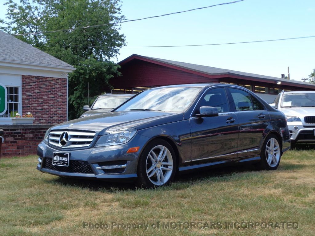 2013 used mercedes benz c class c 250 4dr sedan c250 sport rwd at motorcars incorporated serving. Black Bedroom Furniture Sets. Home Design Ideas