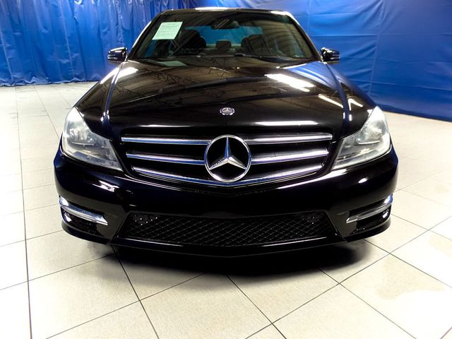 2013 Used Mercedes-Benz C-Class C300 4MATIC AWD at ...