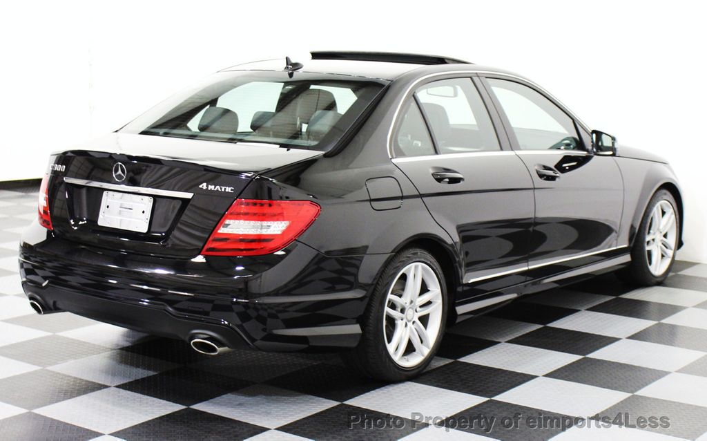 2013 used mercedes benz c class certified 4matic sport awd for 2013 mercedes benz c350