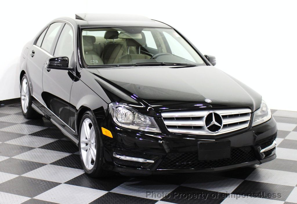 2013 used mercedes benz c class certified 4matic sport awd for 2013 mercedes benz c class c350