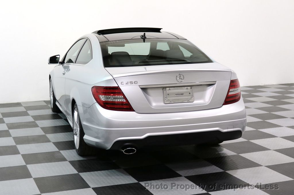 2013 Mercedes-Benz C-Class CERTIFIED C250 Sport Package MULTIMEDIA CAMERA NAVI - 17425270 - 16