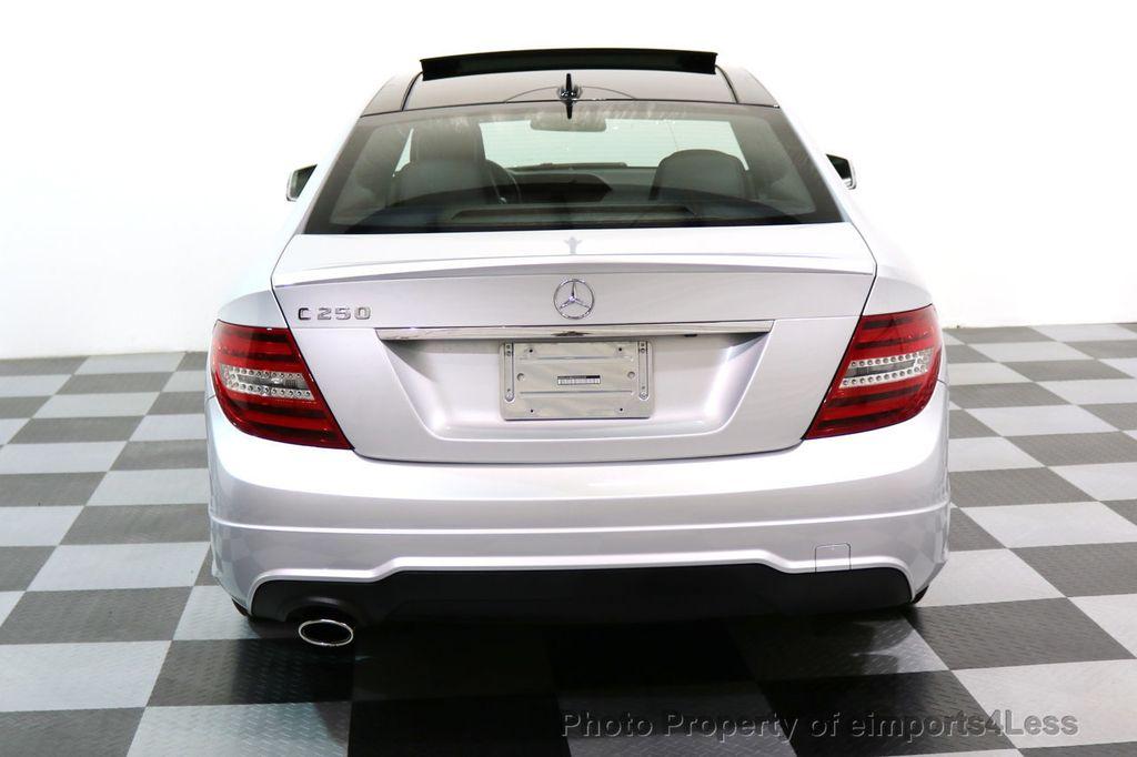 2013 Mercedes-Benz C-Class CERTIFIED C250 Sport Package MULTIMEDIA CAMERA NAVI - 17425270 - 17