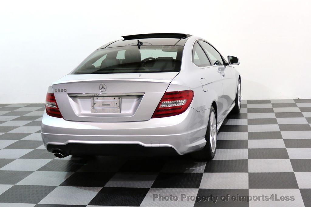 2013 Mercedes-Benz C-Class CERTIFIED C250 Sport Package MULTIMEDIA CAMERA NAVI - 17425270 - 18