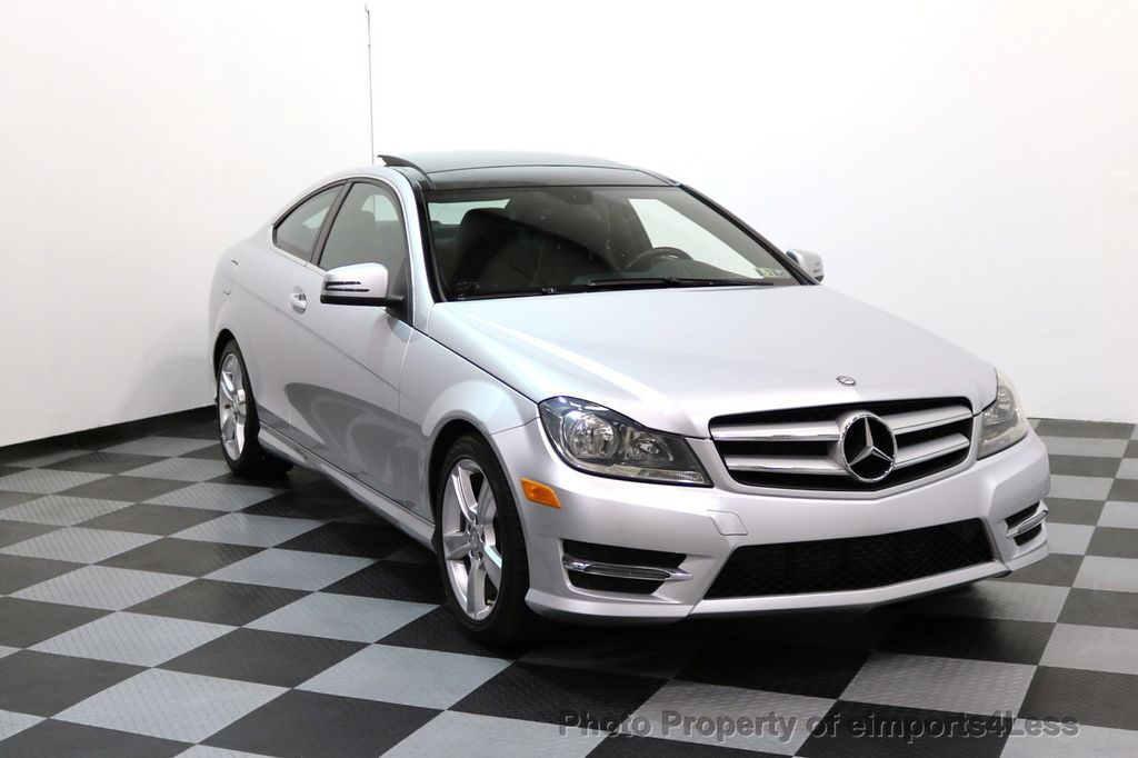 2013 Mercedes-Benz C-Class CERTIFIED C250 Sport Package MULTIMEDIA CAMERA NAVI - 17425270 - 1