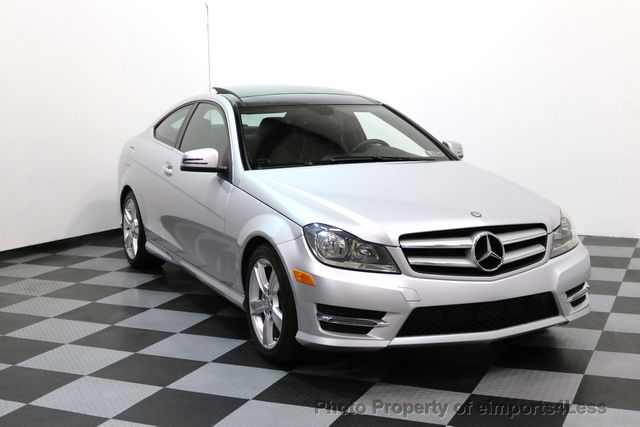 2013 Mercedes Benz C300 >> 2013 Used Mercedes Benz C Class Certified C250 Sport Package Multimedia Camera Navi At Eimports4less Serving Doylestown Bucks County Pa Iid
