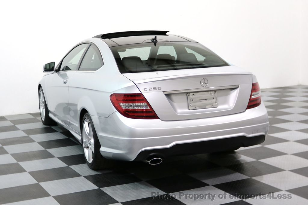 2013 Mercedes-Benz C-Class CERTIFIED C250 Sport Package MULTIMEDIA CAMERA NAVI - 17425270 - 2