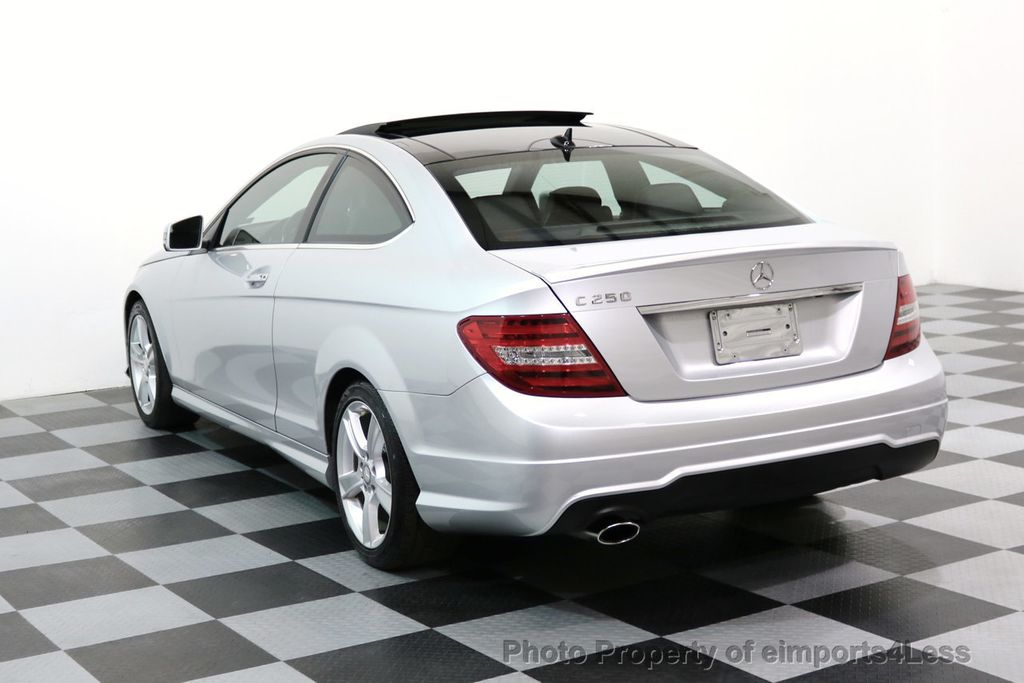 2013 Mercedes-Benz C-Class CERTIFIED C250 Sport Package MULTIMEDIA CAMERA NAVI - 17425270 - 32