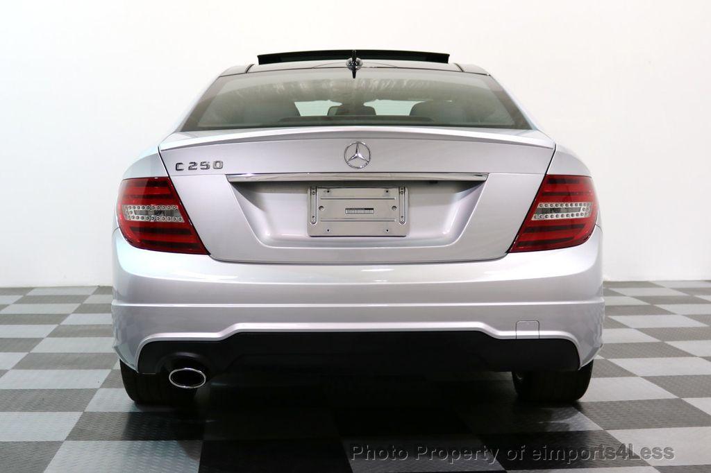2013 Mercedes-Benz C-Class CERTIFIED C250 Sport Package MULTIMEDIA CAMERA NAVI - 17425270 - 33