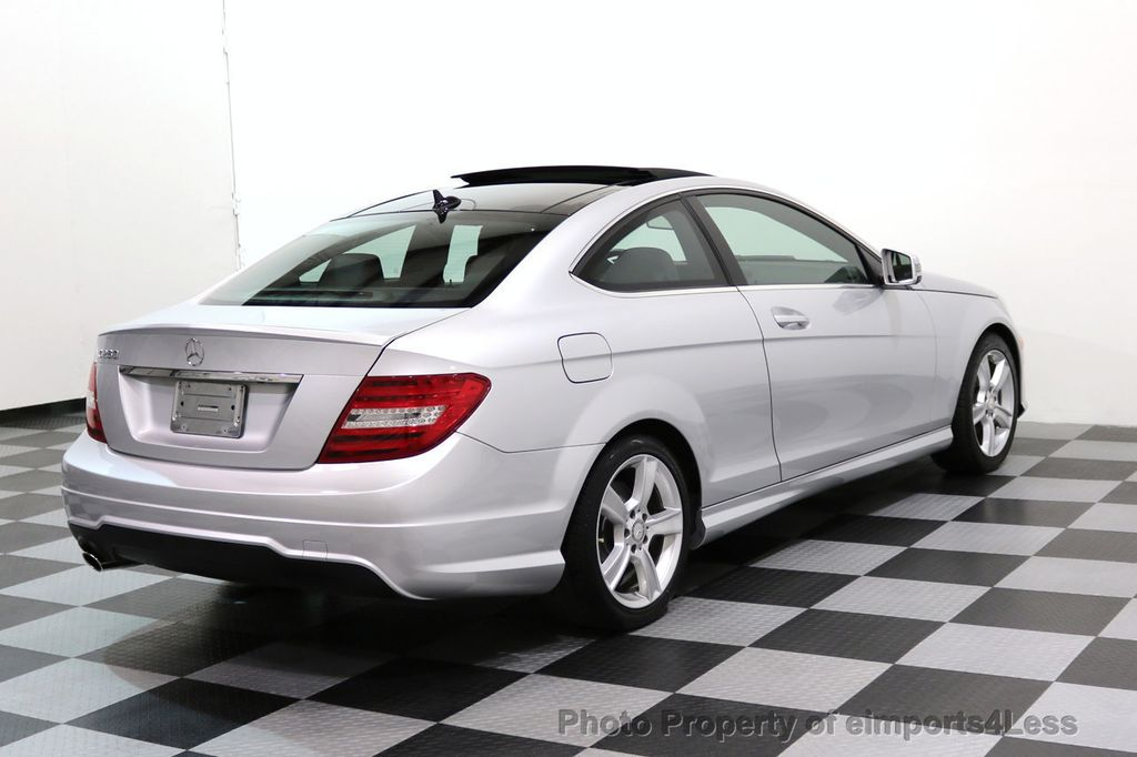2013 Mercedes-Benz C-Class CERTIFIED C250 Sport Package MULTIMEDIA CAMERA NAVI - 17425270 - 34