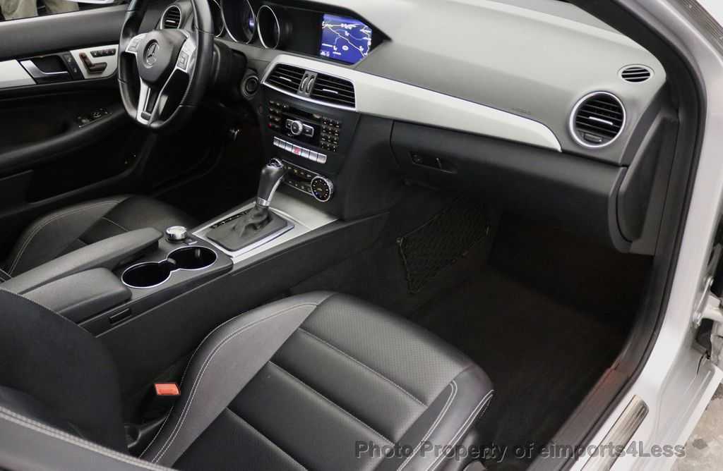 2013 Mercedes-Benz C-Class CERTIFIED C250 Sport Package MULTIMEDIA CAMERA NAVI - 17425270 - 36
