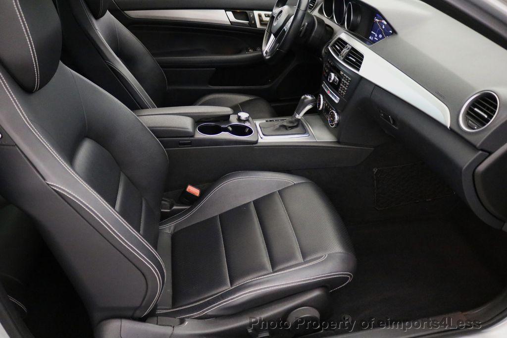 2013 Mercedes-Benz C-Class CERTIFIED C250 Sport Package MULTIMEDIA CAMERA NAVI - 17425270 - 38