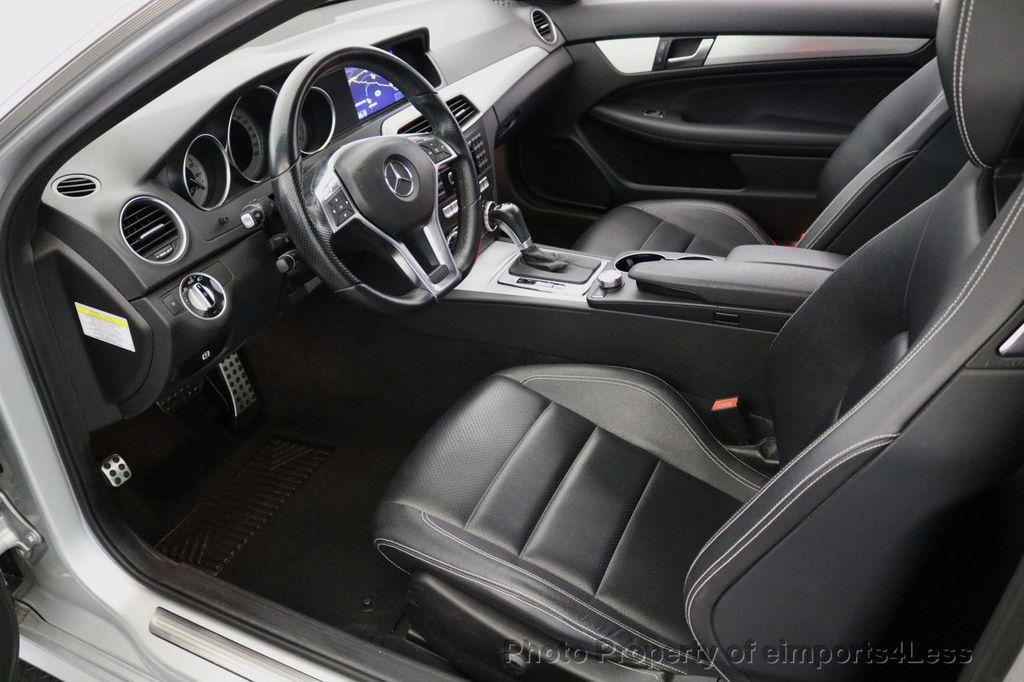 2013 Mercedes-Benz C-Class CERTIFIED C250 Sport Package MULTIMEDIA CAMERA NAVI - 17425270 - 39
