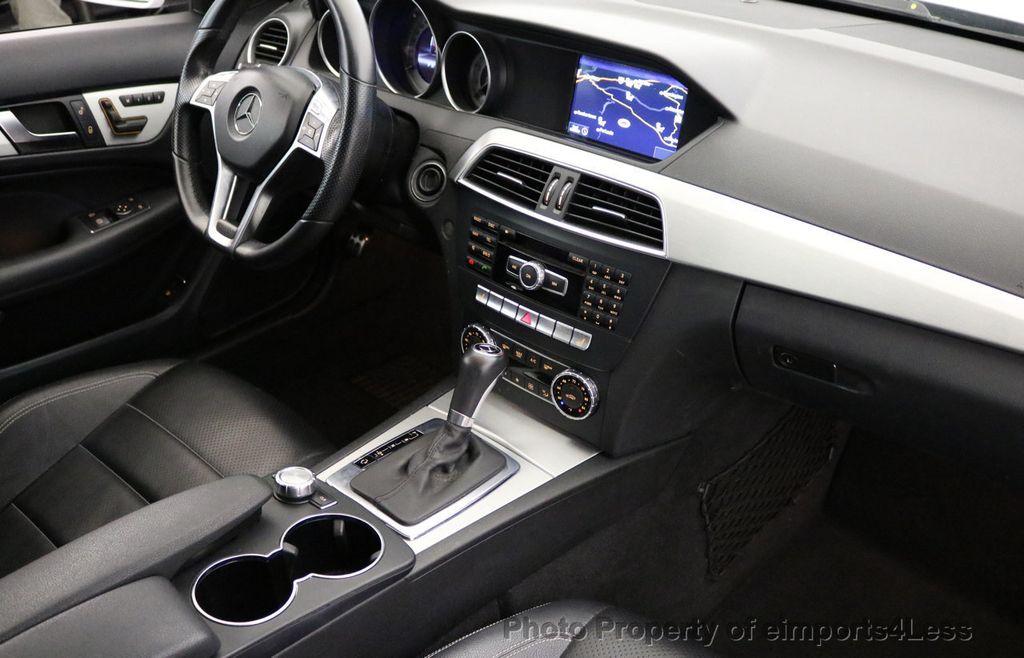 2013 Mercedes-Benz C-Class CERTIFIED C250 Sport Package MULTIMEDIA CAMERA NAVI - 17425270 - 40