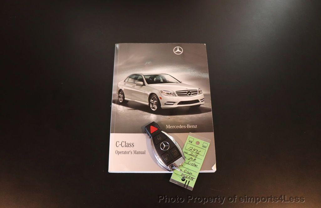 2013 Mercedes-Benz C-Class CERTIFIED C250 Sport Package MULTIMEDIA CAMERA NAVI - 17425270 - 42