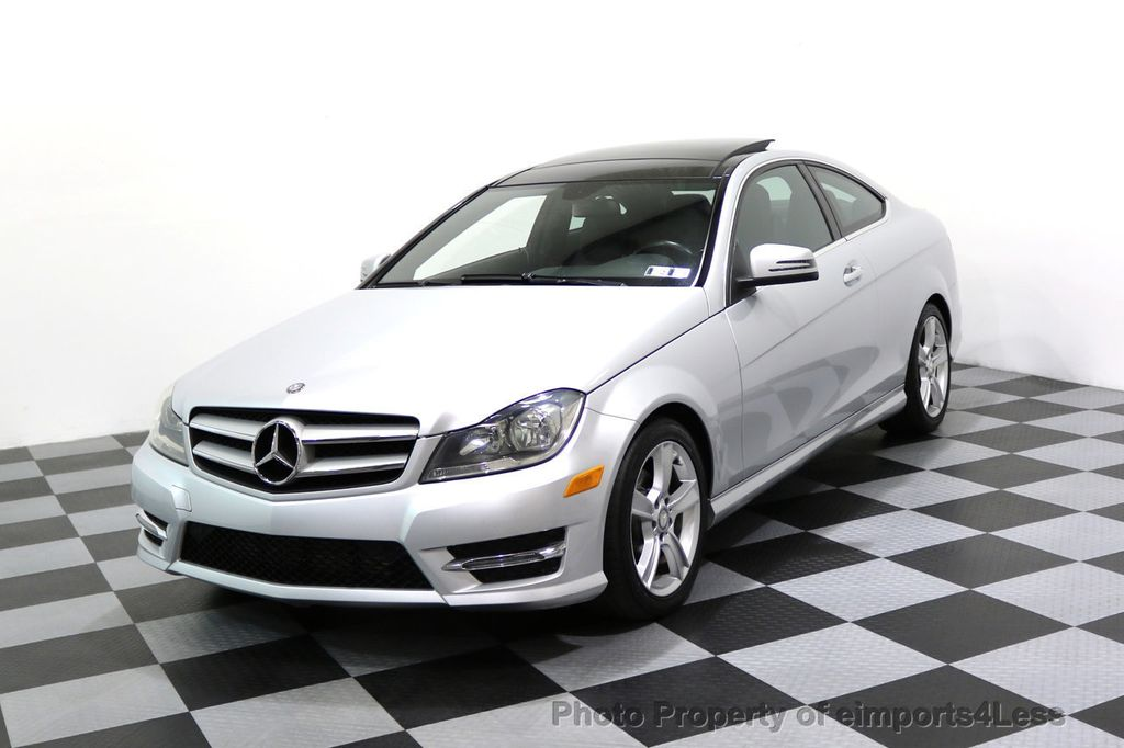 2013 Mercedes-Benz C-Class CERTIFIED C250 Sport Package MULTIMEDIA CAMERA NAVI - 17425270 - 45