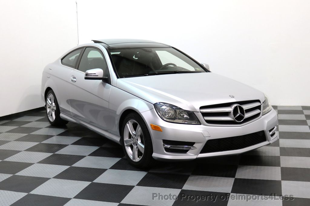 2013 Mercedes-Benz C-Class CERTIFIED C250 Sport Package MULTIMEDIA CAMERA NAVI - 17425270 - 46