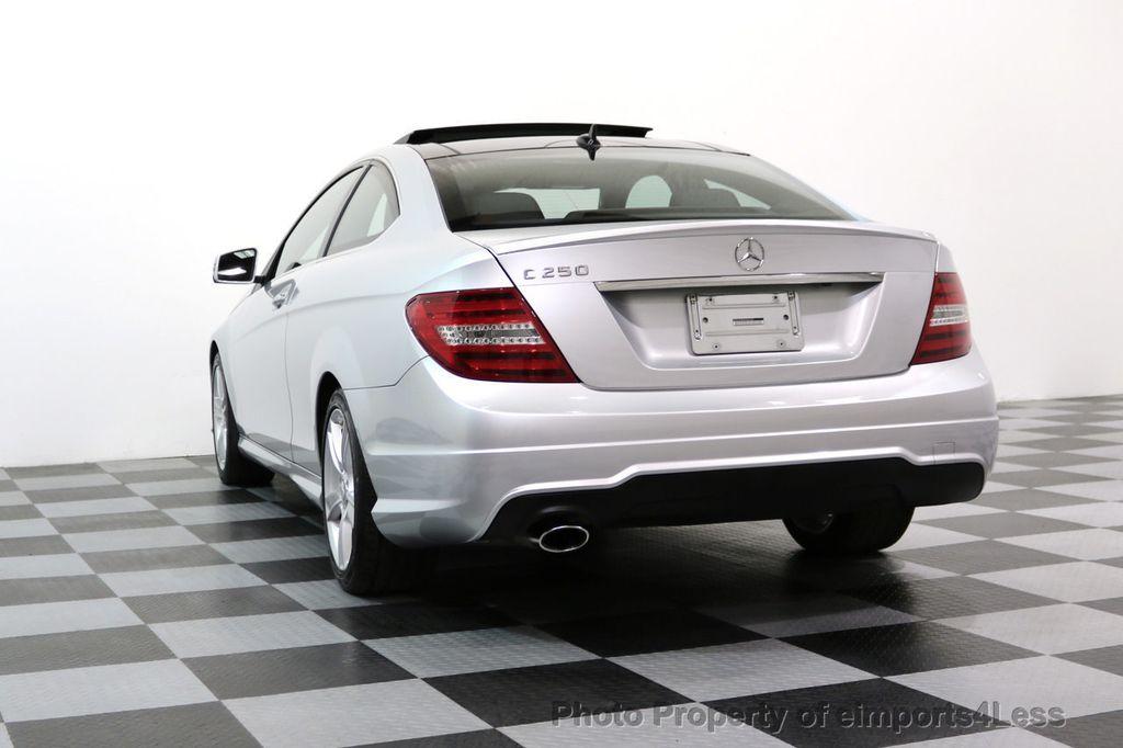 2013 Mercedes-Benz C-Class CERTIFIED C250 Sport Package MULTIMEDIA CAMERA NAVI - 17425270 - 48