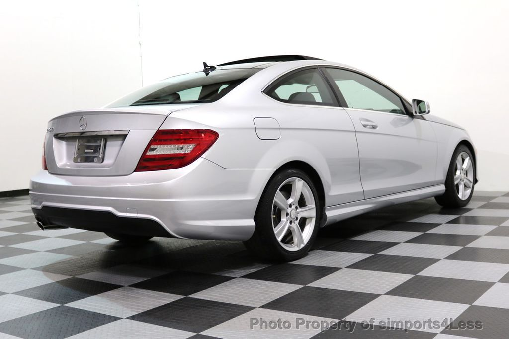 2013 Mercedes-Benz C-Class CERTIFIED C250 Sport Package MULTIMEDIA CAMERA NAVI - 17425270 - 48