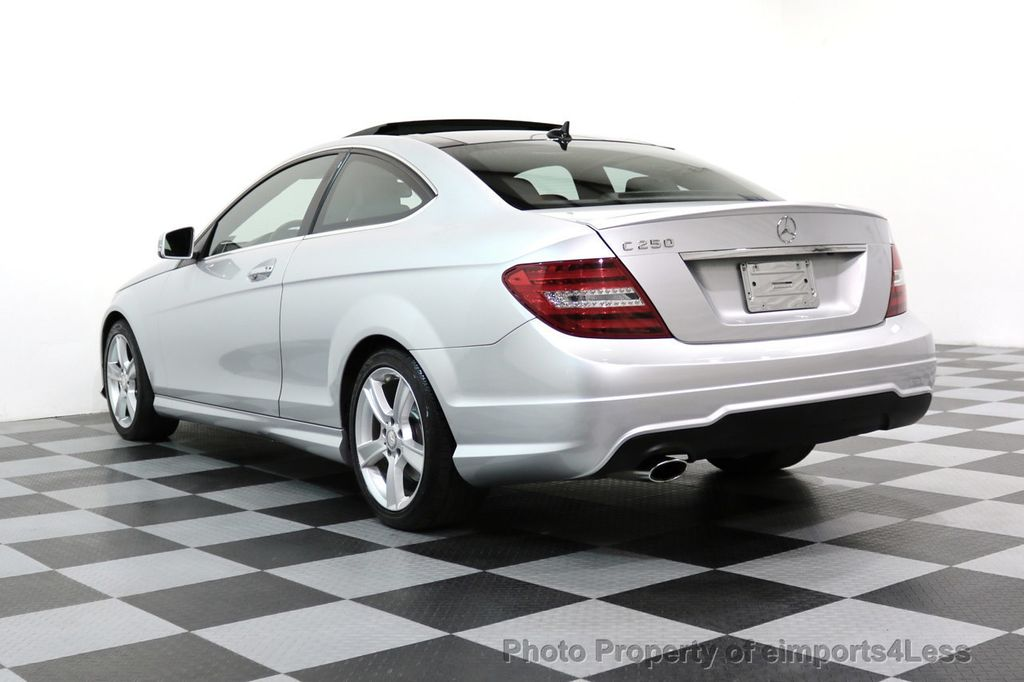 2013 Mercedes-Benz C-Class CERTIFIED C250 Sport Package MULTIMEDIA CAMERA NAVI - 17425270 - 50
