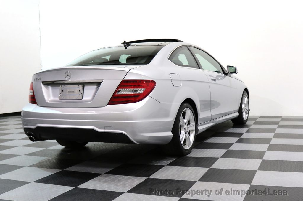 2013 Mercedes-Benz C-Class CERTIFIED C250 Sport Package MULTIMEDIA CAMERA NAVI - 17425270 - 52