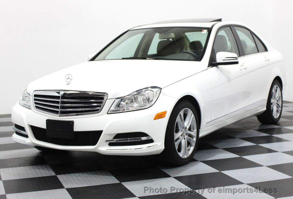 2013 Mercedes-Benz C-Class CERTIFIED C300 4Matic LUXURY MODEL AWD NAVIGATION - 16381218 - 11