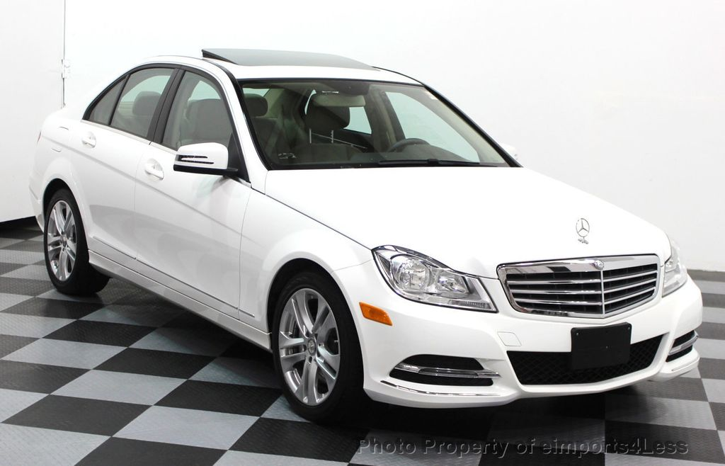 2013 Mercedes-Benz C-Class CERTIFIED C300 4Matic LUXURY MODEL AWD NAVIGATION - 16381218 - 12