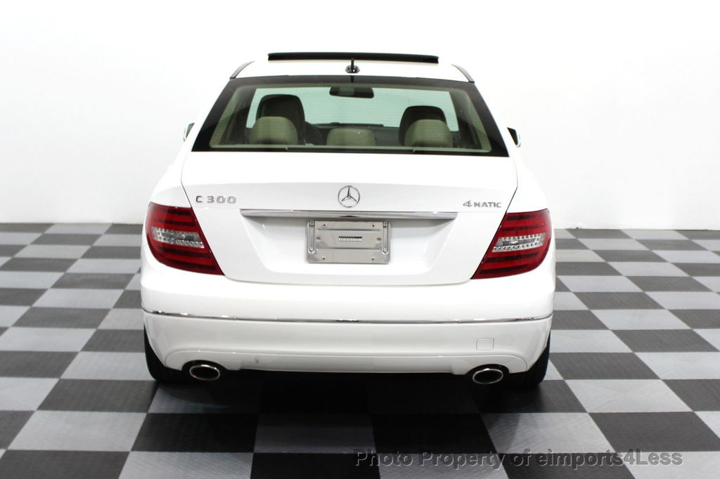 2013 Mercedes-Benz C-Class CERTIFIED C300 4Matic LUXURY MODEL AWD NAVIGATION - 16381218 - 15