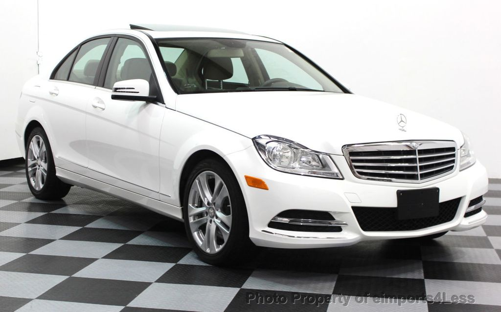 2013 Mercedes-Benz C-Class CERTIFIED C300 4Matic LUXURY MODEL AWD NAVIGATION - 16381218 - 1