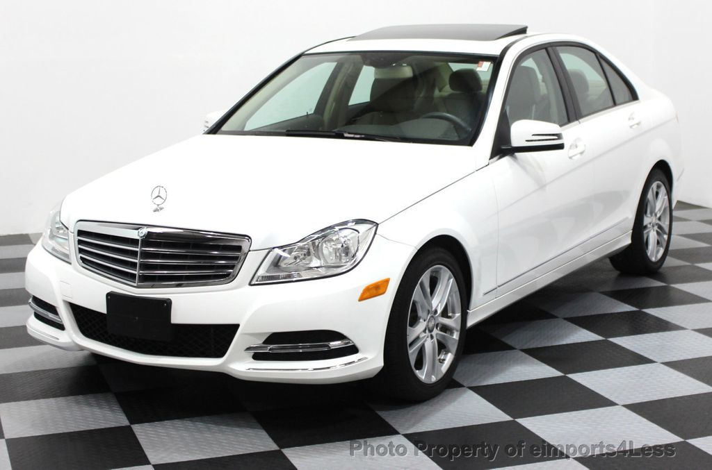 2013 Mercedes-Benz C-Class CERTIFIED C300 4Matic LUXURY MODEL AWD NAVIGATION - 16381218 - 20