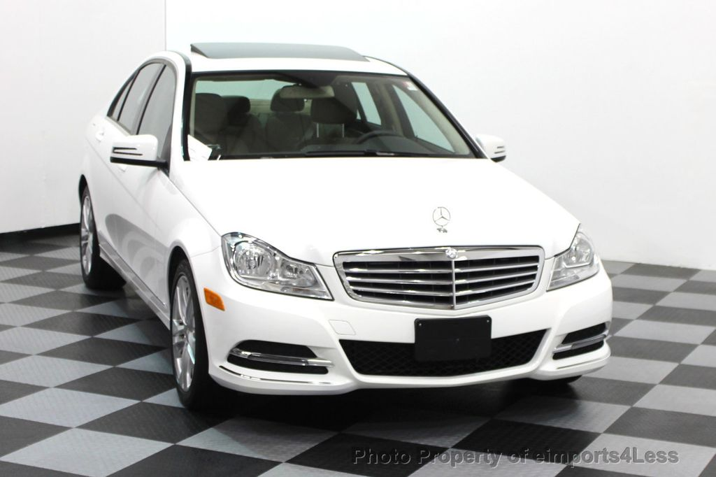 2013 Mercedes-Benz C-Class CERTIFIED C300 4Matic LUXURY MODEL AWD NAVIGATION - 16381218 - 22