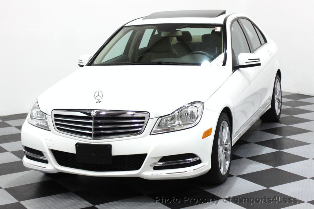 2013 Mercedes-Benz C-Class CERTIFIED C300 4Matic LUXURY MODEL AWD NAVIGATION - 16381218 - 51