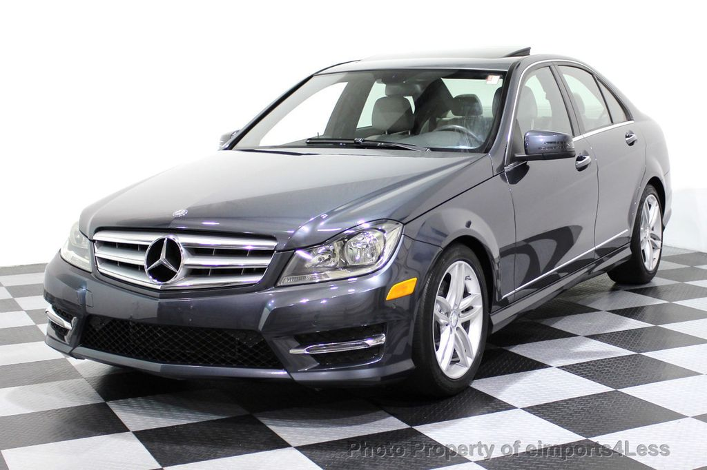 2013 Mercedes-Benz C-Class CERTIFIED C300 4Matic Sport Package AWD MULTIMEDIA NAV - 16630372 - 0
