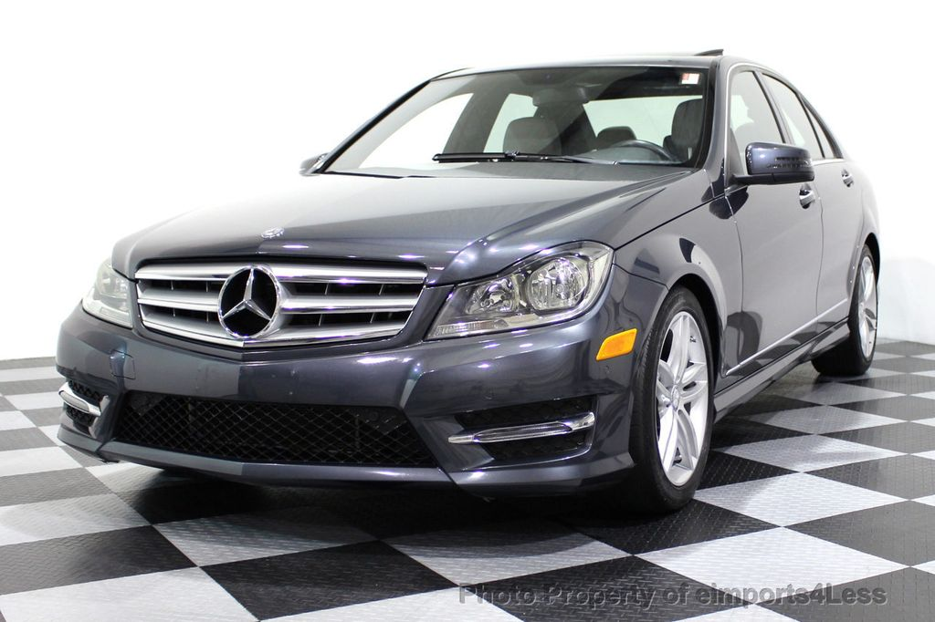 2013 Mercedes-Benz C-Class CERTIFIED C300 4Matic Sport Package AWD MULTIMEDIA NAV - 16630372 - 13