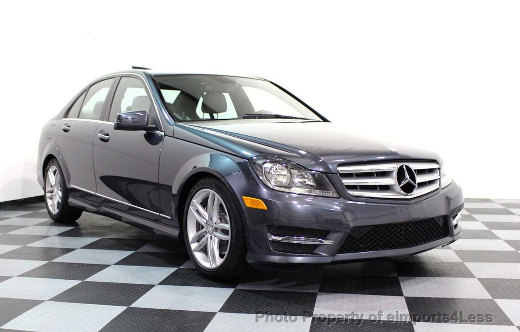 2013 Mercedes-Benz C-Class CERTIFIED C300 4Matic Sport Package AWD MULTIMEDIA NAV - 16630372 - 14