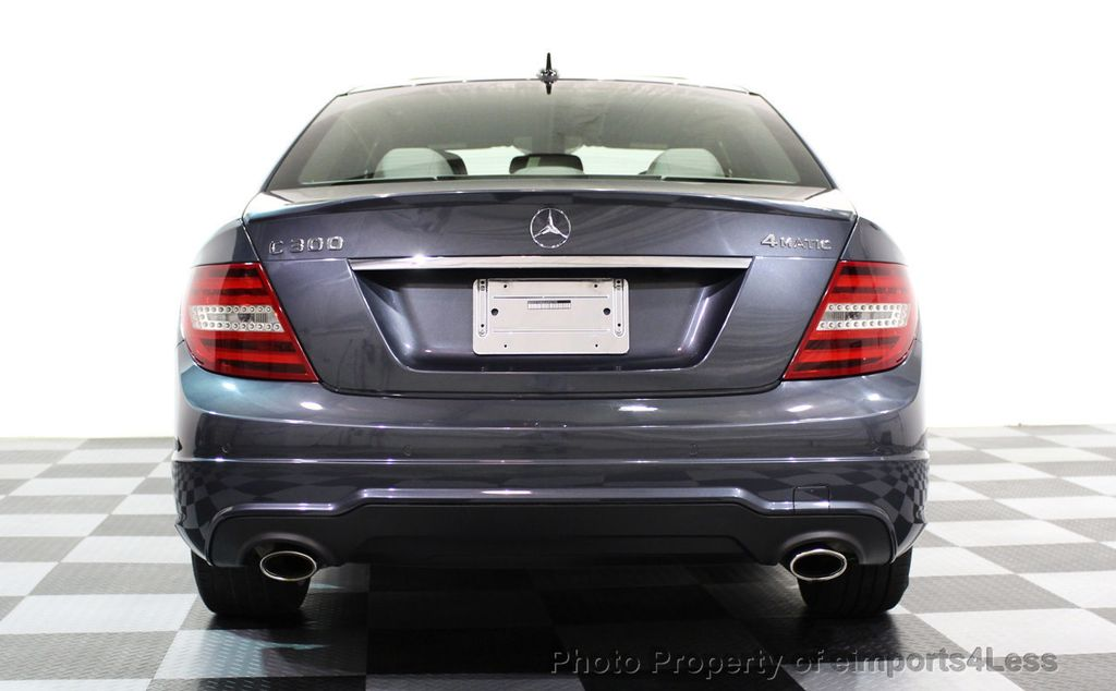 2013 Mercedes-Benz C-Class CERTIFIED C300 4Matic Sport Package AWD MULTIMEDIA NAV - 16630372 - 16